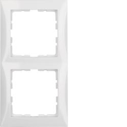 Erstaunlich 10128989 Berker S.1 Rahmen | hager.de LW56