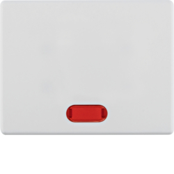 Berker Wippe br 14050001 IP20 Taster braun Schalter Arsys Kunststoff Abdeckung