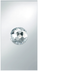 168578 Crystal Ball TS Crystal Ball Spiegelglas,  klar