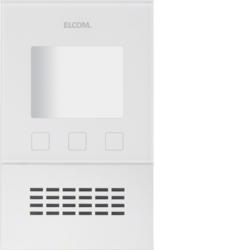 elcom bvf 560 video innenstationen 2draht technik video audio. Black Bedroom Furniture Sets. Home Design Ideas