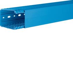 2 Meter Tehalit Ober-//Unterteil BA7 60040 bl blau Verdrahtungskanal BA760040BL