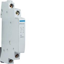 HAGER Fernschalter 1S 8V EPN512 Fernschalter 1S 8V