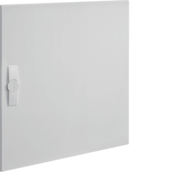 FZ006F Tuer,  FW univers,  rechts,  voll,  RAL 9010, fuer Schrank,  IP3X,  H:650xB:550mm