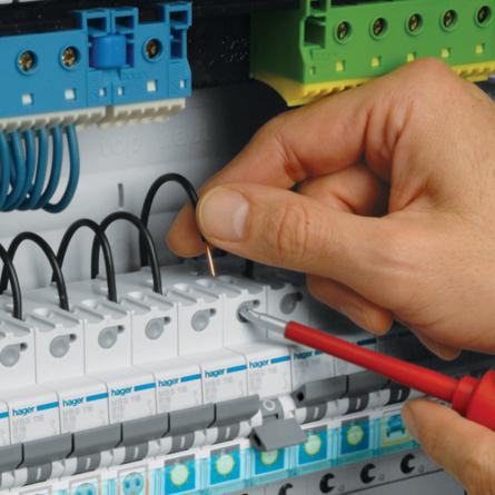 Ls Schalter 6 Ka Quickconnect Leitungsschutzschalter Hager De