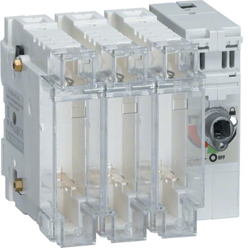 HFD306 Schalter mit Sicherung 3polig 63 A / T000