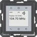 28846086 Radio Touch Q.1/Q.3 anthrazit,  samt