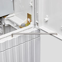 Strom Im Freien Von Hager Stromverteiler Fur Aussen Ip44 Schutzklasse