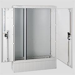 Gut bekannt Strom im Freien von Hager: Stromverteiler für außen, IP44 Schutzklasse HP45