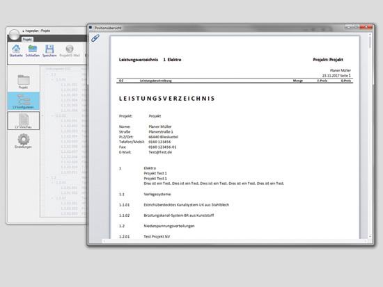 Leistungsverzeichnisse Erstellen Auf Einfachste Art Mit Hagerplan